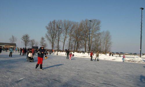 Een weekje vol ijspret in 2013